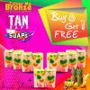 TANsafe Soap - Fruit Slices - Buy 6 Get 1 Free