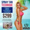 Colour Me Bronze Tanning Academy - Spray Tan Technique