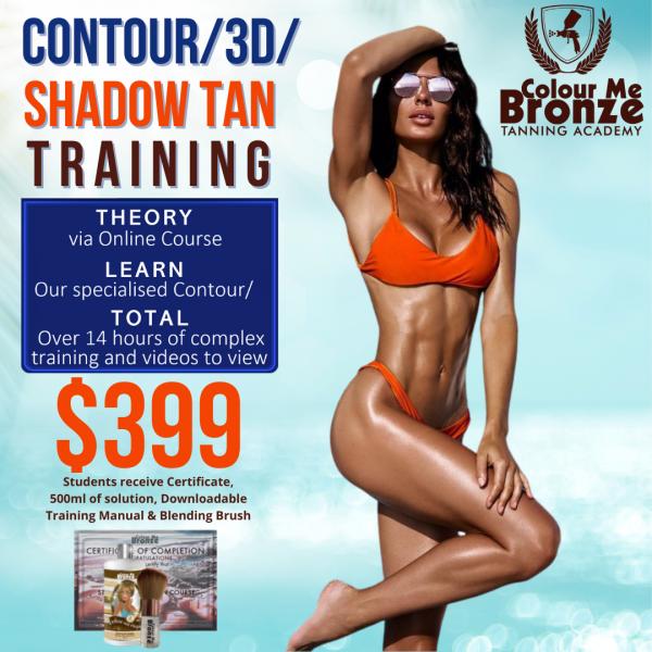 Colour Me Bronze Tanning Academy – Contour Course
